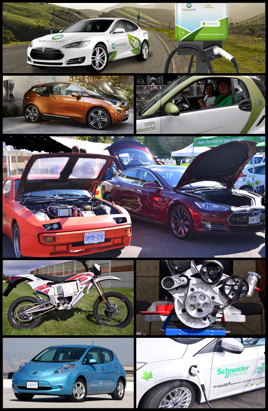 Some of our EV Fest Exhibitors, Past and coming to EV Fest 2014!