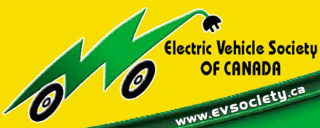 Electric Vehicle Society of Canada Logo